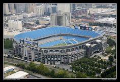 Bank of America Stadium, Charlotte, NC,