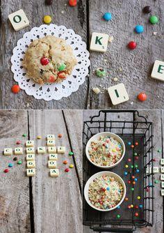 Quinoa Cookies & Dough
