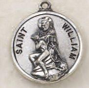 Saint William (Patron of Adopted Children)
