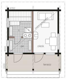 Högsåra-sauna / Kontio