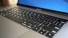 What its like to type on the new MacBook Pro keyboard
