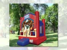 If you want some inflatable fun in Dallas, then visit Texas Entertainment Group. They have the newest and best inflatables you'll find anywhere in the area.