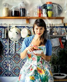 Rachel Khoo and her Little Paris Kitchen. Love her!