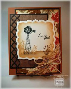 Country Roads Card     http://craftingtheweb.blogspot.com/2012/08/gina-k-new-release-blog-hop-day-1.html