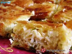 Spinach Lasagna, Baked Potato, Cauliflower, Macaroni And Cheese, Pizza, Baking, Vegetables, Ethnic Recipes, Food