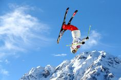 Luca Schuler Photos - Winter Olympics: Freestyle Skiing - Zimbio