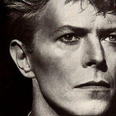 David Bowie, 1983. Monte Carlo, photo by © Helmut Newton.