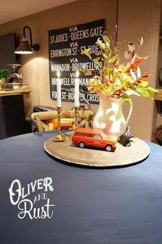 Oliver and Rust || Miss Mustard Seed Artissimo milk paint with hemp oil