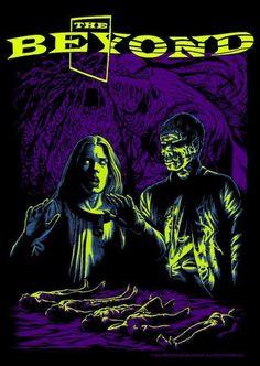 THE BEYOND Women's T-shirt : Visions of Doom - medium