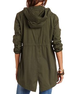 Solid Full-Zip Anorak Jacket from Aeropostale | aeropostale | the ...