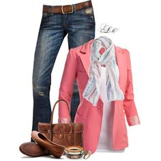 Casual Friday, created by tmlstyle on Polyvore