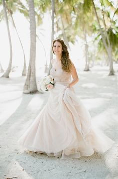 """Carina Corset"" and ""Ahsan Skirt"" by Watters for BHLDN 