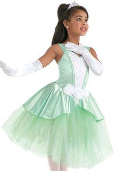 weissman princess glitter tulle character dress - Pageant Girl Halloween Costume