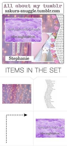 """my tumblr- sakura-snuggle.tumblr.com"" by so-kawaii-desu-tips ❤ liked on Polyvore featuring art, tumblr, adorable, pastel, kawaii and lilac"