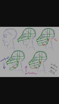 Moving jaw mask