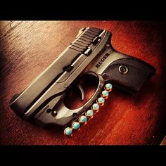 Ruger LC9 with Lasermax