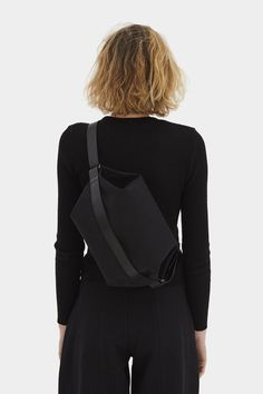 Transfer Bag Black