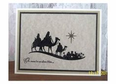 Come to Bethlehem by BLN - Cards and Paper Crafts at Splitcoaststampers