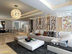 Asian Living Room Design
