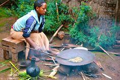 Ceremonia del Café. Etiopía