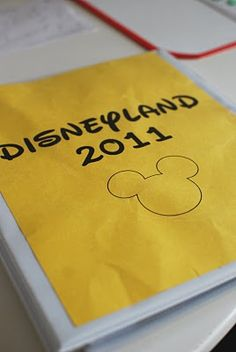 tips for planning trip to Disneyland