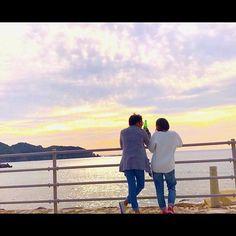 【kyantamagram】さんのInstagramをピンしています。 《. . 🌅🌅🌅🌅🌅🌅 . すごいふくの湯に行きたい気分👨🏽🍳 今日雨か👣 上がらんなー上がらんなー👾 . そぉいえば、弱虫ペダル見始めました🐎🐎 普通におもろい👎 伊王島サイクリングいかんば👎 . . . #instagood #instadaily #instafashion #love #date #couple #l4l #nagasaki #gu #hm #converse #canon #beach #beautiful #happy #sj5000 #ronherman #surf  #長崎 #ファッション #ジーユー #エイチアンドアム #アライブ #ロンハーマン #コンバース #カップル #デート #空 #海 #プチプラ》
