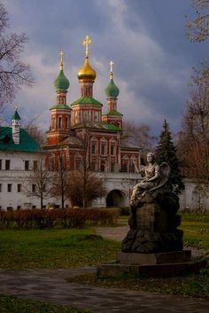 Convento, Moscú,Rusia.
