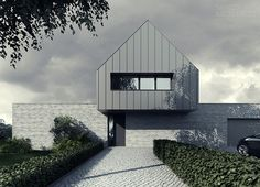 Pk-house, łubki | TAMIZO ARCHITECTS
