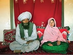 Child Marriage (Icky that's just wrong)