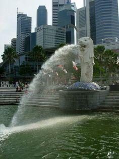 Merlion ~ Singapore