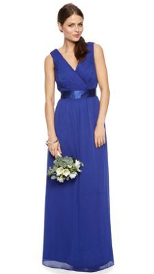 Bridesmaids' dresses by colour