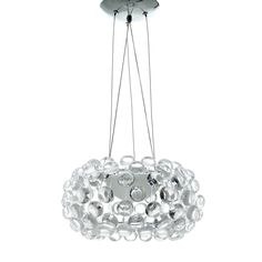 Modway Halo 14-in Clear Plug-in Single Clear Glass Drum Pendant