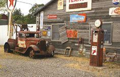 Texaco Gas Filling Station | Flickr - Photo Sharing!