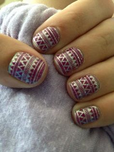Island Energy layered over Diamond Dust Sparkle! Jamberry Nail Wraps are a vinyl film covering that can be applied directly to the nail to achieve a professional salon look…with no drying, chipping, smudging, chemicals, or damage to the natural nail! They are affordable, easy to apply, long lasting, and can be done in the convenience of your own home! Watch a quick video about how to apply or order at www.scollier.jamberrynails.net
