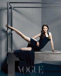 Caddilac in Vogue Magazine #pilates