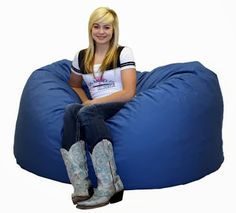 Dixieland Mom Product & Travel Reviews: Bean Bag Chair Outlet-King Beany Review-Home for the Holidays Sponsor-Gift Guide Recommendation