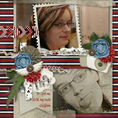 Scrapkit AwayWeGo by #GingerBreadLadies #Template by TraceyMonette Photos by kpmelly (2006)  #FreeWithPurchase #free #Gingerscraps