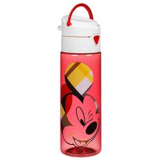 Disney Mickey Mouse Shapes 22oz Authentic Water Bottle NEW #Disney