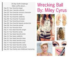 """""""Day 16: Wreaking Ball"""" by catgirl1012 ❤ liked on Polyvore featuring Lilly Pulitzer and Fiebiger"""
