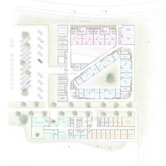 UKA Kindergarten Competition Proposal by Studio DMTW I Like Architecture