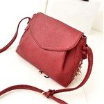 Casual PU Purity Cool Style Star-magazine-style Women's Bags DTH-279566