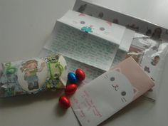 Received snailmail from Willemijn! <3