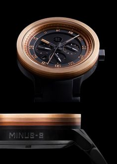 MINUS-8 has changed nothing and everything about making watches.