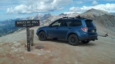 """Lifted Subaru Outback   HOW TO INSTALL: Subtle-Solutions - 1"""" Lift Kit-scottinabq-2009-xt.jpg"""