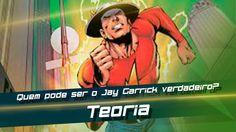 The Flash - Teoria quem pode ser o verdaderi Jay Garrick
