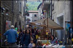 Gragnola first day of Borgomatto!