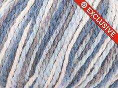 60% off Fibra Natura Heaven (Stormy Seas). Pinterest exclusive deal! Click: http://www.craftsy.com/ext/20120929_Pin5