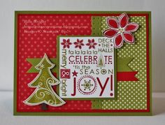 Mojo Christmas by kyann22 - Cards and Paper Crafts at Splitcoaststampers