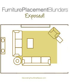 Top 3 Furniture Placement Blunders Exposed