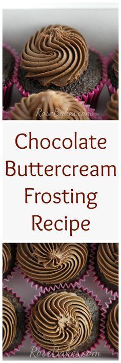 Chocolate Buttercream Recipe